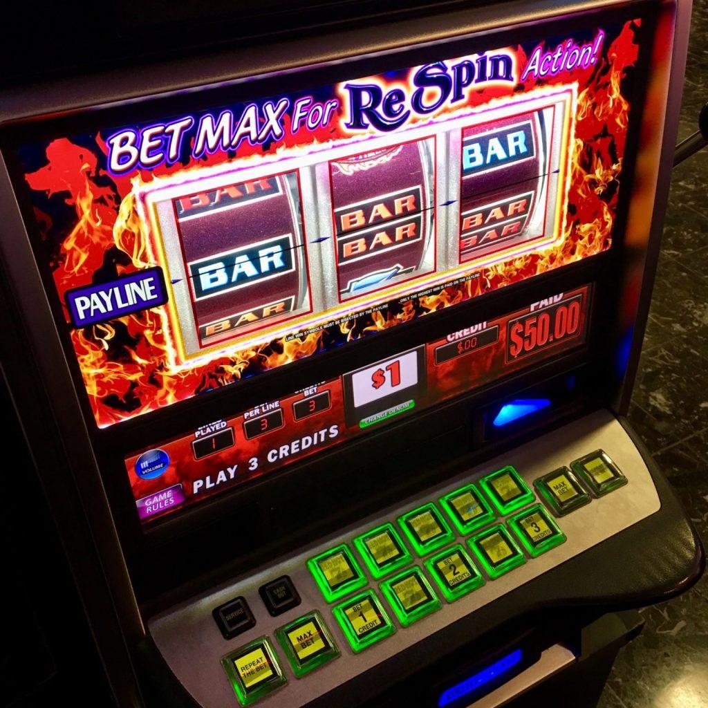 machine sous gratuite bonus